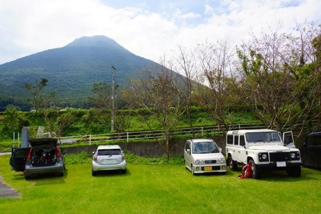 開聞岳に登る 2015/09