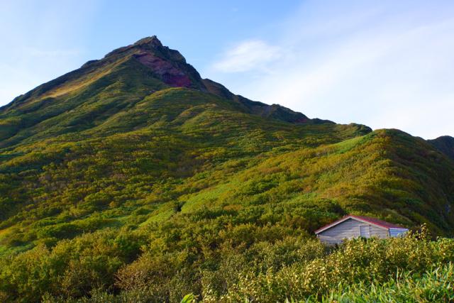 利尻山に登る 2014/09